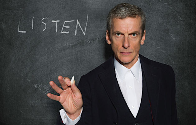 Doctor Who Spinoff - Class
