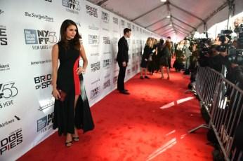 New York Film Festival - Bridge Of Spies - Nina Dobrev 11