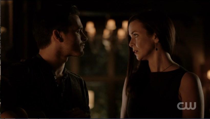 The Vampire Diaries 7x02 Lenzo