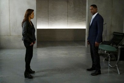Agents of S.H.I.E.L.D. 3x07 - BMING-NA WEN, BLAIR UNDERWOOD