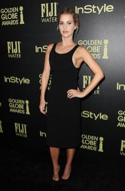 HFPA Golden Globes Award Gala - Claire Holt 5