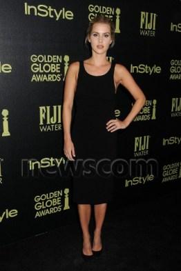HFPA Golden Globes Award Gala - Claire Holt 7