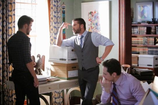 How To Get Away With Murder 2x08 - JACK FALAHEE, CHARLIE WEBER, MATT MCGORRY