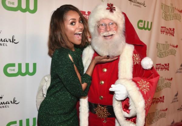 Kat Graham - Hollywood Christmas Parade 17