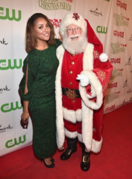 Kat Graham - Hollywood Christmas Parade 6