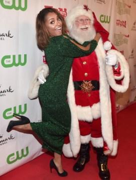 Kat Graham - Hollywood Christmas Parade 7
