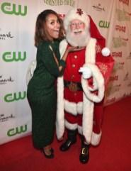 Kat Graham - Hollywood Christmas Parade 8