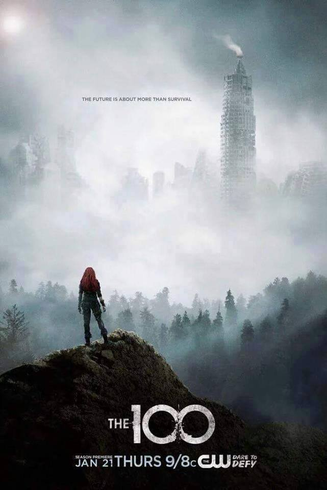 The 100 S3 Poster