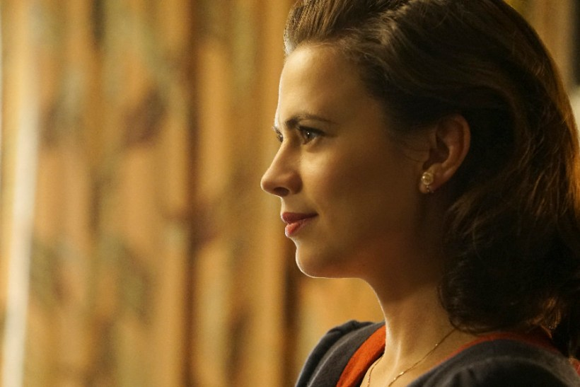 "Agent Carter 2x03 ""Better Angels"" -- Pictured -- Hayley Atwell as Agent Peggy Carter"