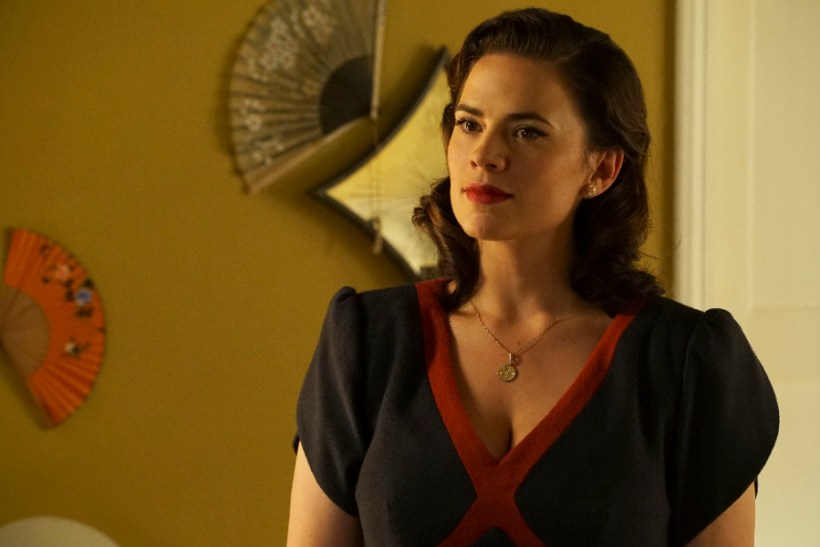 """Agent Carter 2x03 """"Better Angels"""" -- Pictured Hayley Atwell as Agent Peggy Carter"""