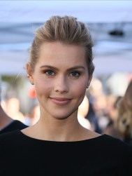 David Duchovny Walk of Fame Star - Claire Holt 3