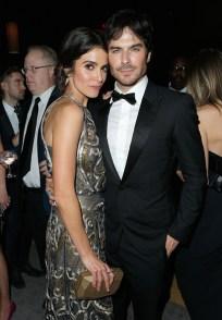 Weinstein Company Netflix Golden Globe Party - Ian Somerhalder 3