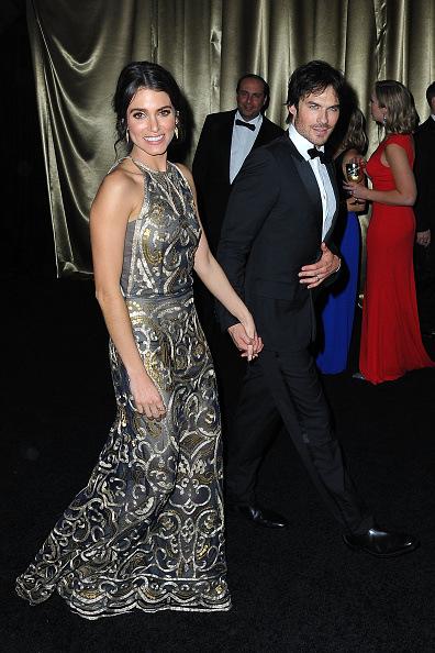 Weinstein Company Netflix Golden Globe Party - Ian Somerhalder 5