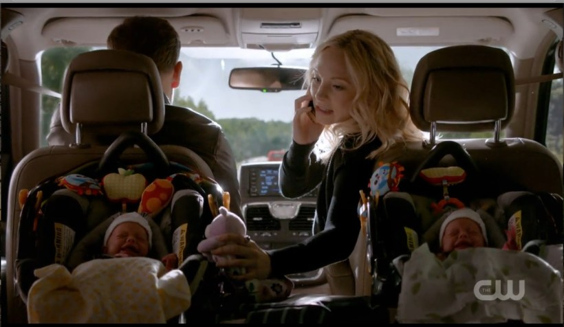 The Vampire Diaries 7x14 Caroline 1