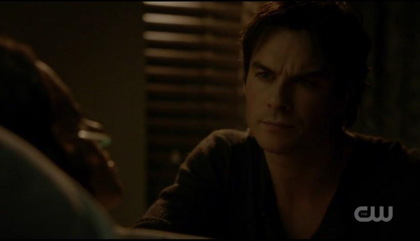 The Vampire Diaries 7x14 Damon 1