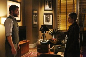How To Get Away With Murder 2x14 - CHARLIE WEBER, LIZA WEIL