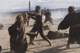 Of Kings and Prophets 1x01 - JAMES FLOYD