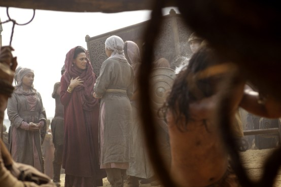 Of Kings and Prophets 1x01 - SIMONE KESSELL