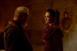 Of Kings and Prophets 1x01 - RAY WINSTONE, SIMONE KESSELL