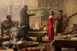 Of Kings and Prophets 1x01 - JAMES FLOYD, RAY WINSTONE, JEANINE MASON, SIMONE KESSELL