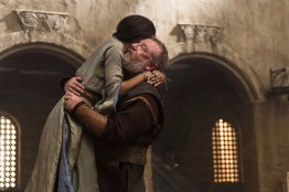 Of Kings and Prophets 1x01 - MAISIE RICHARDSON-SELLERS, RAY WINSTONE