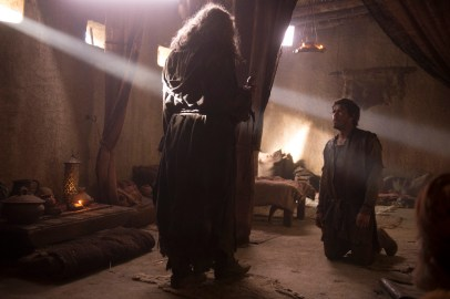 Of Kings and Prophets 1x03 - MOHAMMAD BAKRI, OLLY RIX