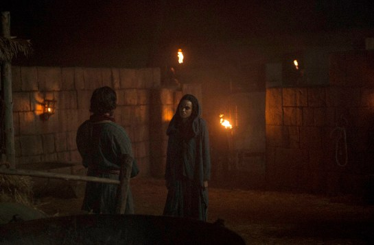 Of Kings and Prophets 1x03 - OLLY RIX, MAISIE RICHARDSON-SELLERS