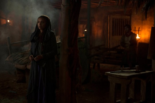 Of Kings and Prophets 1x03 - MAISIE RICHARDSON-SELLERS
