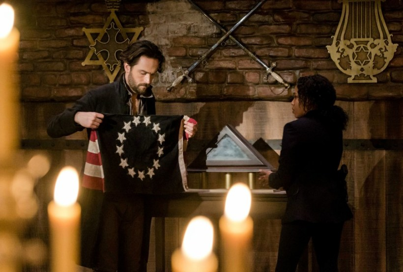 Sleepy Hollow 3x16-3