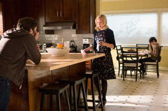 The Family 1x03 - ALISON PILL, LIAM JAMES
