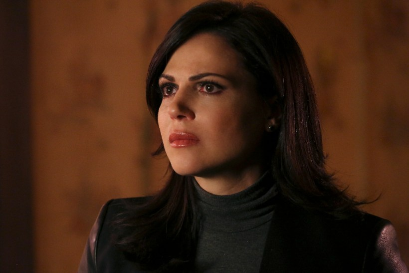 Once Upon A Time 5x19 - LANA PARRILLA
