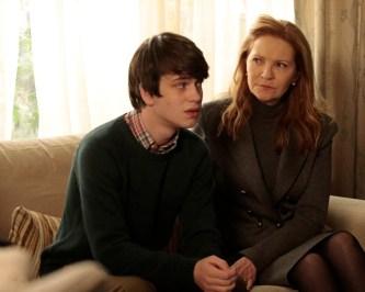 The Family 1x09 - LIAM JAMES, JOAN ALLEN