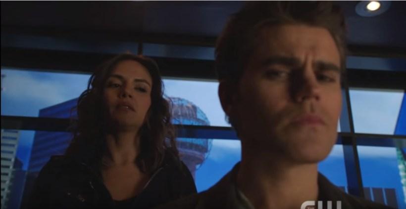 The Vampire Diaries 7x16 Web Clip 2