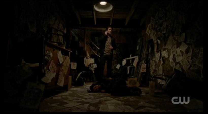 The Vampire Diaries 7x19 Damon 2