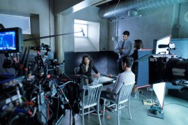 BTS Stitchers 2x06 - PAMELYN CHEE, DAMON DAYOUB, ROSS KURT LE, SALLI RICHARDSON-WHITFIELD