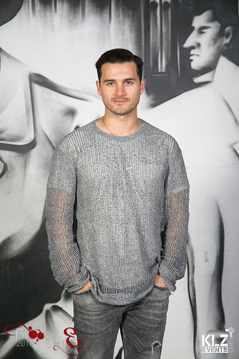 BloodyNightCon Europe - Michael Malarkey 2