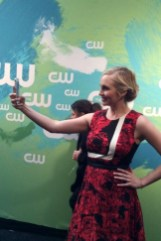CW Upfronts 2016 - Candice King 2
