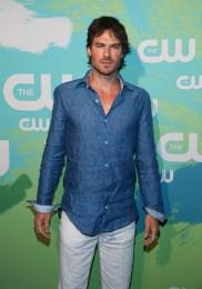 CW Upfronts 2016 - Ian Somerhalder 3