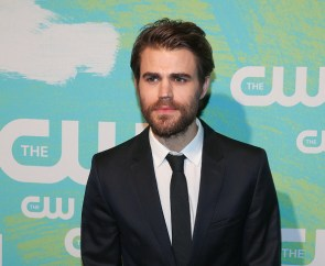 CW Upfronts 2016 - Paul Wesley 12