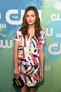 CW Upfronts 2016 - Phoebe Tonkin 2