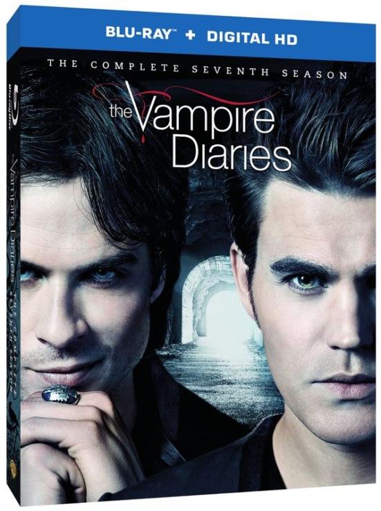 DVD_Blu-Ray The Vampire Diaries Season 7