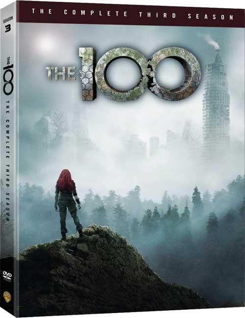 The 100 Season 3 Blu-Ray