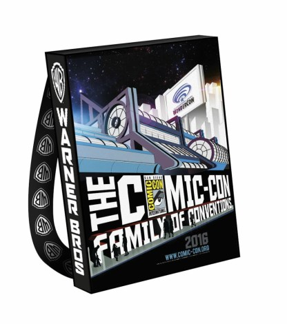 COMIC CON INTERNATIONAL 2016 Bag Side