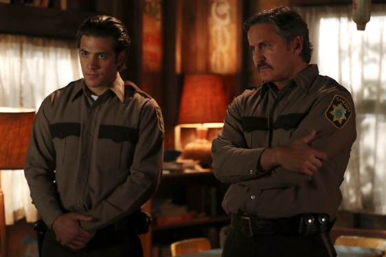 Dead of Summer 1x07 -ALBERTO FREZZA, CHARLES MESURE