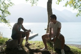 Dead of Summer 1x07 -ELI GOREE, RONEN RUBINSTEIN