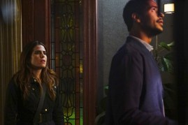 How To Get Away With Murder 3x05 - KARLA SOUZA, ALFRED ENOCH