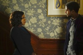 How To Get Away With Murder 3x05 - VIOLA DAVIS, ALFRED ENOCH