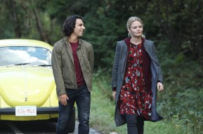 Once Upon A Time 6x06 - DENIZ AKDENIZ, JENNIFER MORRISON