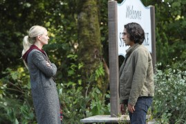 Once Upon A Time 6x06 - JENNIFER MORRISON, DENIZ AKDENIZ