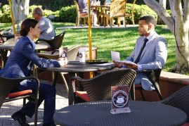 Secrets And Lies 2x05 -JULIETTE LEWIS, MICHAEL EALY